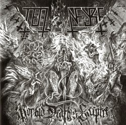 TEITANFYRE - Morbid Death's Sceptre CD Black Metal