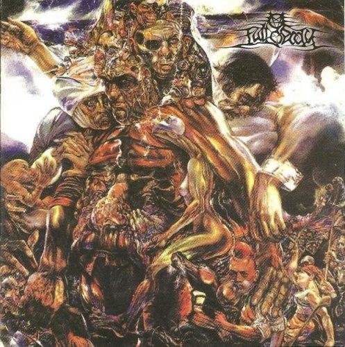 FULL DECAY - Голод, Война, Болезнь, Несправедливый Суд / Воин Зверя, Рождённый Геенной Огненной CD Death Metal