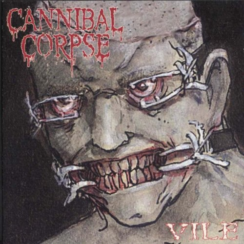 CANNIBAL CORPSE - Vile CD Brutal Death Metal