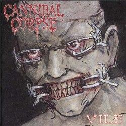 CANNIBAL CORPSE - Vile CD Brutal Death Metal