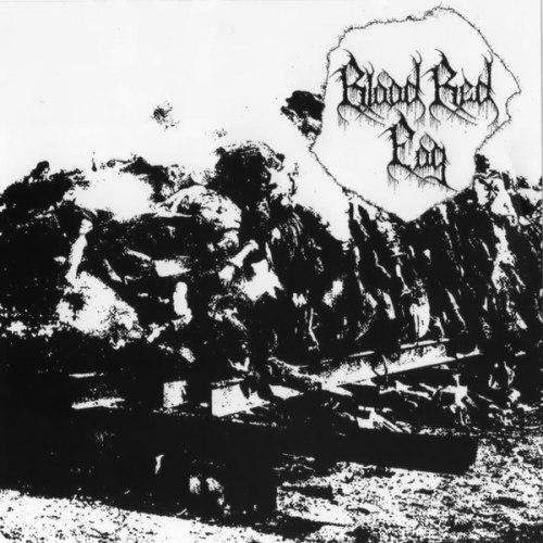 BLOOD RED FOG - Demo I CD Black Metal
