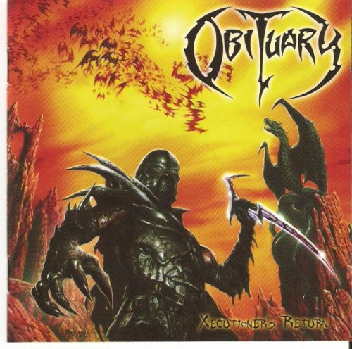 OBITUARY - Xecutioner's Return CD Death Metal