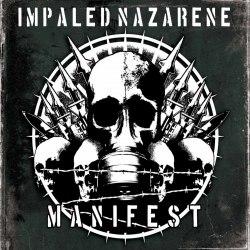IMPALED NAZARENE - Manifest CD Blackened Metal