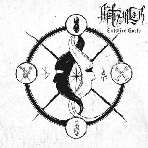 AETHYRICK - Solstice Cycle LP Blackened Metal