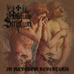 ANTIQUUS SCRIPTUM - In Pulverem Reverteris Digi-MCD Blackened Metal