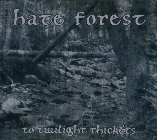 HATE FOREST - To Twilight Thickets Digi-CD Heathen Metal