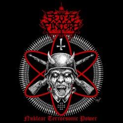 SEGES FINDERE - Nuklear Terrorsonic Power Digi-CD Black Metal