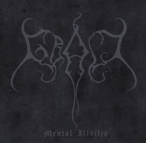 GRAV - Mental Illvilja CD Black Metal