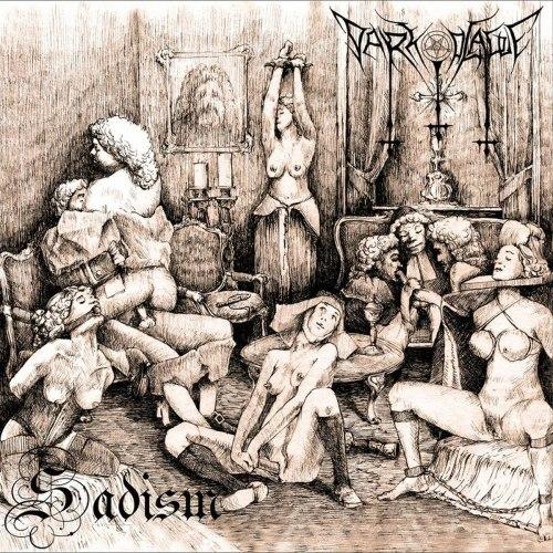 DARK PLAGUE - Sadism CD Black Metal