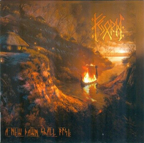 FJORD / DRUNEMETON - A New Dawn Shall Rise / The Sacred Grove CD Pagan Metal