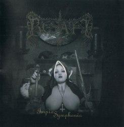 BESATT - Impia Symphonia MCD Black Metal