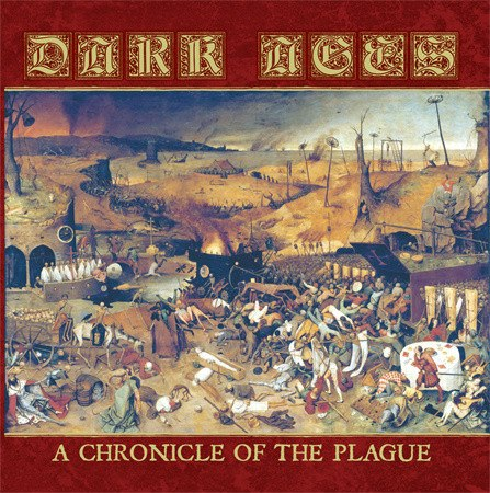 DARK AGES - A Chronicle Of The Plague CD Dark Ambient