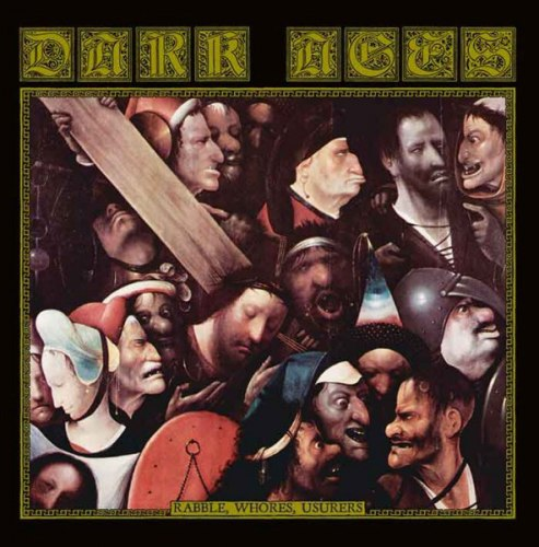 DARK AGES - Rabble, Whores, Usurers CD Dark Ambient