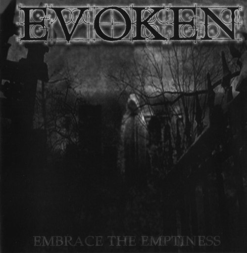 EVOKEN - Embrace The Emptiness CD Funeral Doom Metal