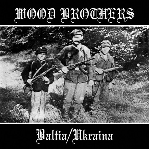 V/A - Wood Brothers - Baltia / Ukraina CD Heathen Metal