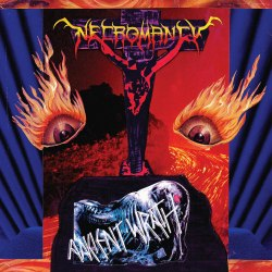 NECROMANCY - Ancient Wrath MCD Blackened Metal