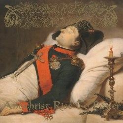 DEPARTURE CHANDELIER - Antichrist Rise To Power CD Blackened Metal