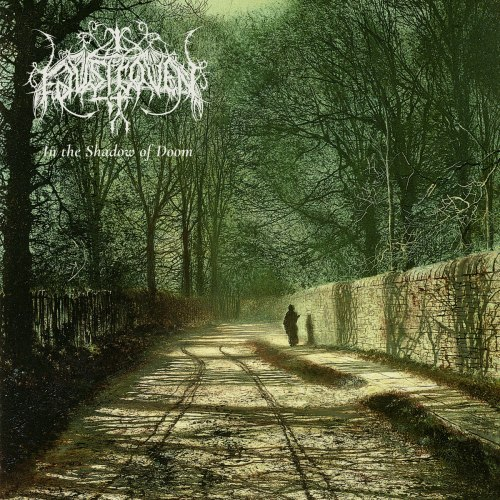 FAUSTCOVEN - In The Shadow Of Doom CD Death Doom Metal