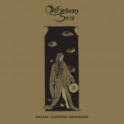 OBSIDIAN SEA - Dreams. Illusions. Obsessions. CD Doom Metal