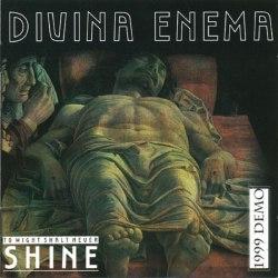 DIVINA ENEMA - To Wight Shalt Never Shine CD Avantgarde Metal