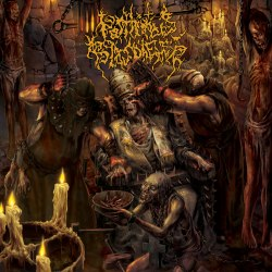 POSTHUMOUS BLASPHEMER - Exhumation Of Sacred Impunity CD Brutal Technical Death Metal