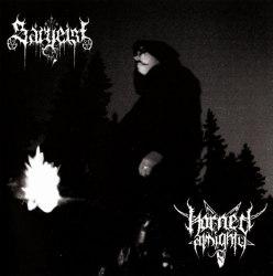 SARGEIST / HORNED ALMIGHTY - Split CD Black Metal