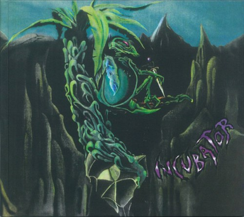 INCUBATOR - Mc Gillroy The Housefly Digi-CD Death Doom Metal