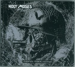 HOLY MOSES - Terminal Terror (Τηεοτοχψ) Digi-CD Thrash Metal