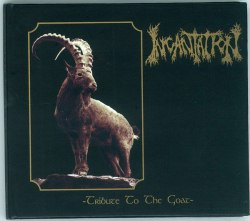 INCANTATION - Tribute To The Goat Digi-CD Death Metal