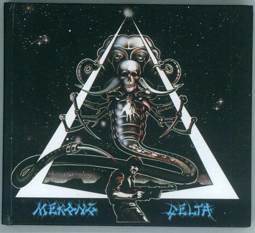 MEKONG DELTA - Mekong Delta Digi-CD Progressive Thrash Metal