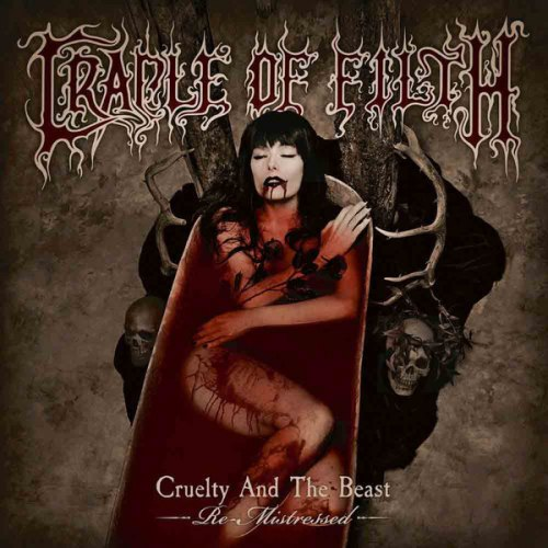 CRADLE OF FILTH - Cruelty and the Beast (Re-Mistressed) Gatefold DLP Symphonic Metal