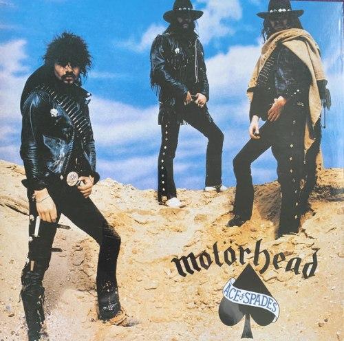 MOTORHEAD - Ace Of Spades LP Rock'n'Roll