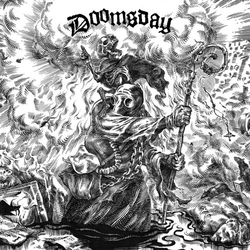 SECT - Doomsday LP Black Metal