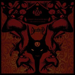 THE DEATHTRIP - A Foot In Each Hell LP Black Metal