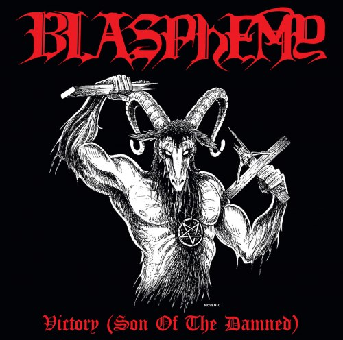 BLASPHEMY - Victory (Son Of The Damned) Gatefold DLP Black Metal