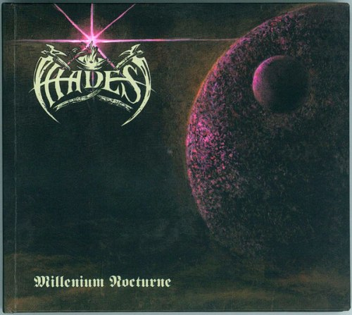 HADES ALMIGHTY - Millenium Nocturne Digi-CD Blackened Metal