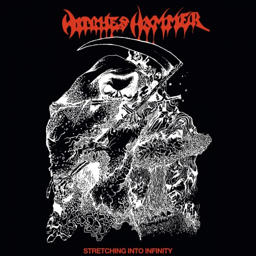 WITCHES HAMMER - Stretching Into Infinity LP Speed Thrash Metal