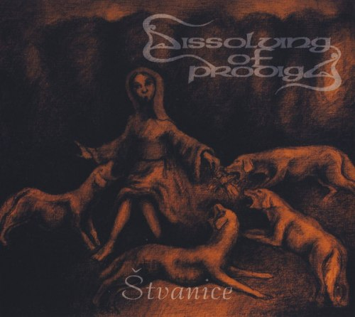 DISSOLVING OF PRODIGY - Štvanice LP Folk Doom Metal