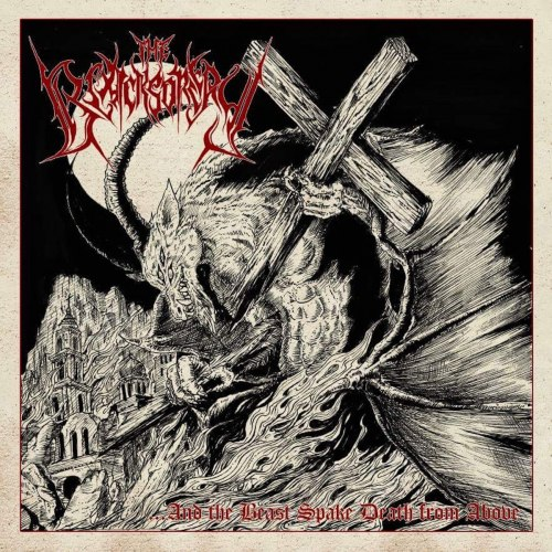 THE BLACK SORCERY - ...And the Beast Spake Death from Above CD Black Metal