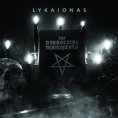 LYKAIONAS - The Diabolical Manifesto CD Black Metal