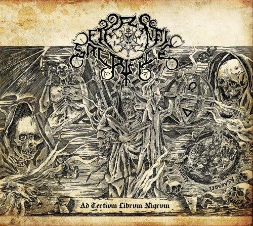 ETERNAL SACRIFICE - Ad Tertivm Librvm Nigrvm Digi-CD Black Metal