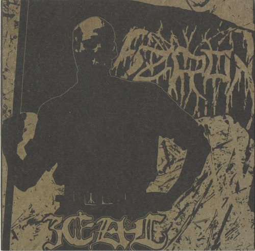 SZRON - Zeal CD Black Metal