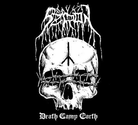SZRON - Death Camp Earth Digi-CD Black Metal