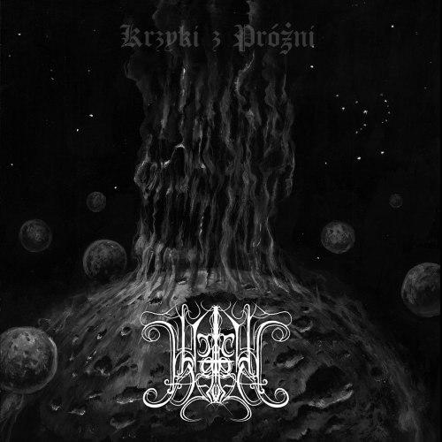 WITCH HEAD NEBULA - Krzyki z Próżni CD Blackened Metal