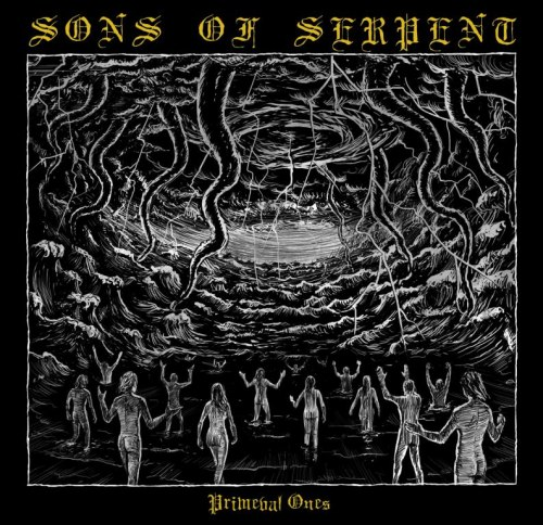 SONS OF SERPENT - Primeval Ones Digi-MCD Blackened Metal