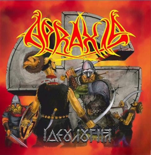 APRAXIA - Идеология Digi-CD Heathen Metal