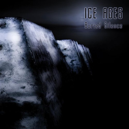 ICE AGES - Buried Silence CD Industrial