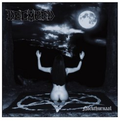 DECAYED - Nockthurnaal CD Black Thrash Metal