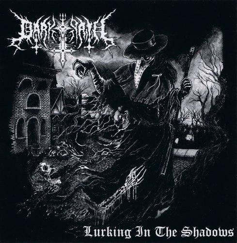 DARK PATH - Lurking in the Shadows CD Black Metal