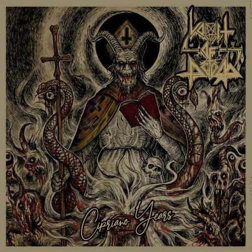 VOMIT OF DOOM - Cipriano Years CD Black Thrash Metal